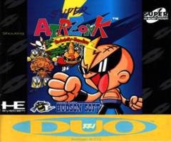 Super Air Zonk (Super CD)